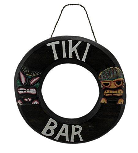 (Chesapeake Bay Tiki Bar Life Ring)