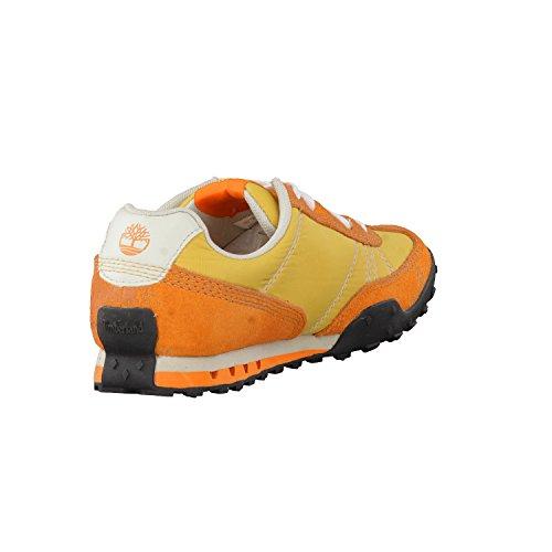 Timberland Greeley Ek Orange Lace Low Women's up RZO1wyRUq