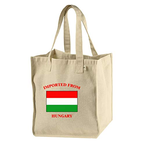Hungarian Hemp - Imported From Hungary Hungarian Hemp/Cotton Canvas Market Bag Tote