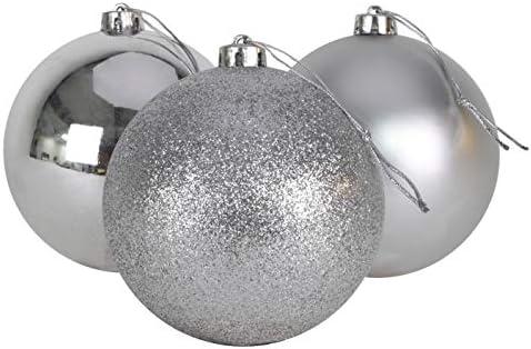 Christmas Concepts® Pack de 3 - Adornos de árbol de Navidad Extra ...