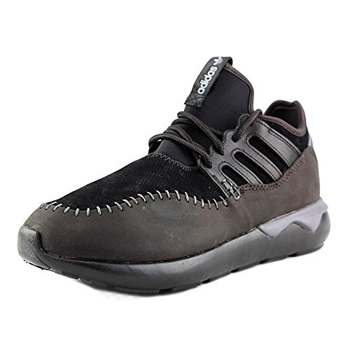 Adidas-Tubular-Moc-Runner-Men-Round-Toe-Synthetic-Black-Running-Shoe