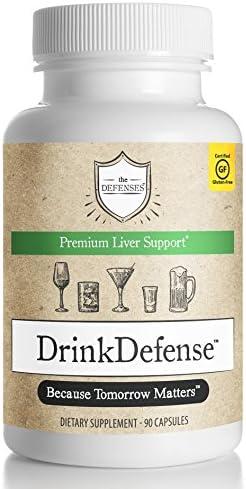 Hangover Prevention Drink Defense Gluten Free