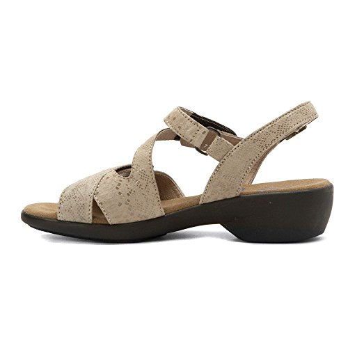 Wolky Comfort Court Shoes Bond Taupe Molly Pelle