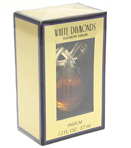 WHITE DIAMONDS by Elizabeth Taylor PERFUME .12 OZ MINI 0.12 Ounce Perfume