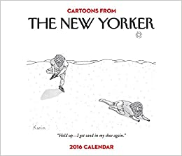 cartoons from the new yorker 2016 day to day calendar by conde nast