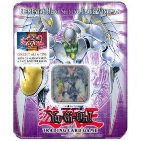 Amazon.com: Yugioh Gx 2006 Series 2 Elemental Hero Shining ...Elemental Hero Shining Flare Wingman Deck