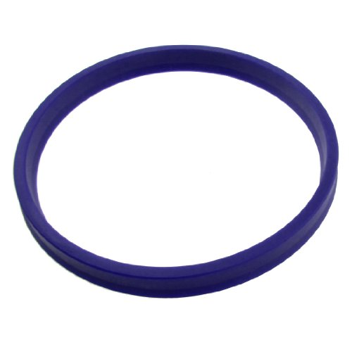 uxcell Automobile Blue Polyurethane Piston Rod Oil Seal 150x138x14mm
