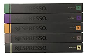 Nespresso Variety Pack Capsules, 50 Count