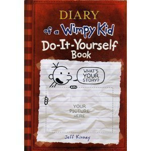Diary of a wimpy kid do it yourself book diary of a wimpy kid do it yourself book by jeff kinney 2008 paperback solutioingenieria Gallery