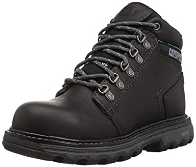 Caterpillar Women's Ellie Steel Toe / Black Work Boot