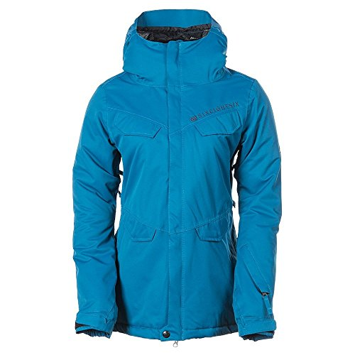 686 Faithful Insulated Snowboard Jacket Womens (Ski Jacket Women 686)