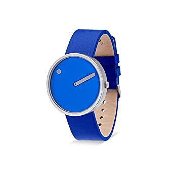Rosendahl Unisex-Armbanduhr Picto Analog Quarz Silikon 103982
