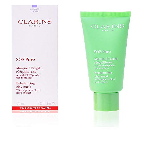 Clarins SOS Pure Mask.2.3 Oz - Facial Clarins Mask