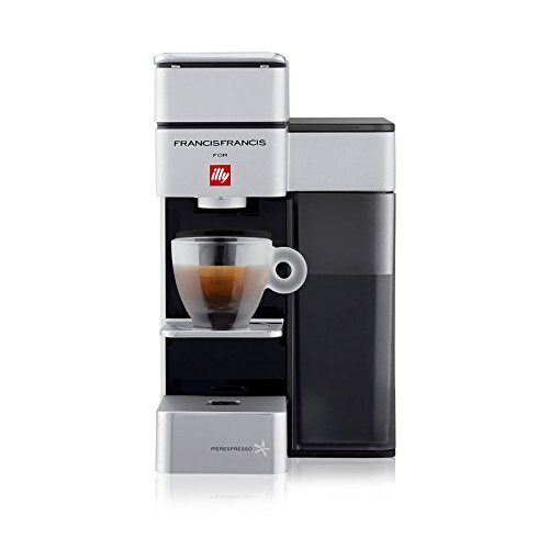 illy Francis Francis Y5 Iperespresso Espresso & Coffee, Satin Finish ...