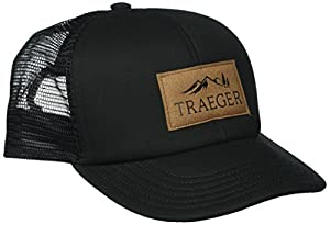 Traeger APP160 Adjustable Trucker Hat Grill Accessories from fabulous Traeger