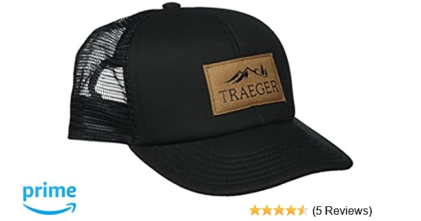 4cf28ad5b9da1 Amazon.com  Traeger APP160 Adjustable Trucker Hat Grill Accessories  Garden    Outdoor