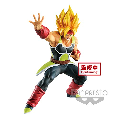 Dragon Ball Z Figure Bardock from Banpresto