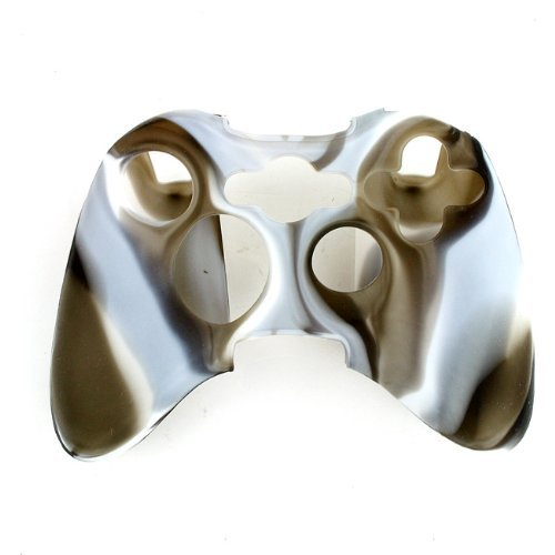 New Silicone Cover Case Skin for Xbox 360 Controller Camo (Toys Us Hong Kong)
