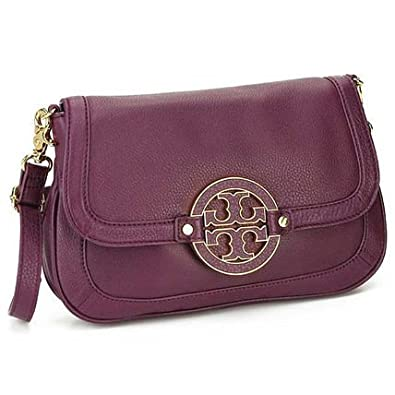 8d267c9628 Image Unavailable. Image not available for. Color  TORY BURCH Amanda  Crossbody Clutch Bag ...