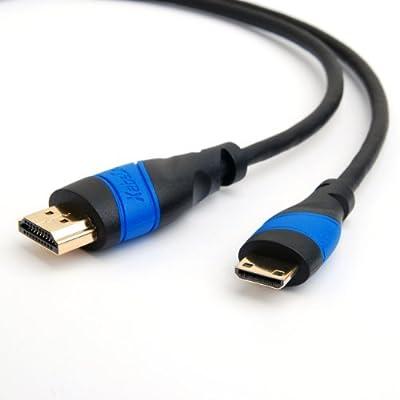 KabelDirekt - FLEX Series Mini HDMI to HDMI Cable
