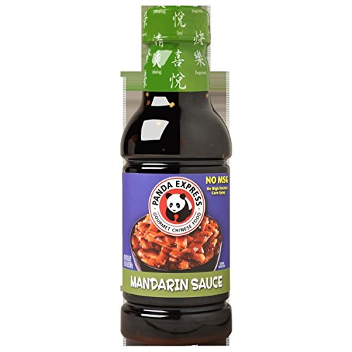 Panda Express Chinese Mandarin Teriyaki Sauce (Pack of 2) 20.5 oz Bottles