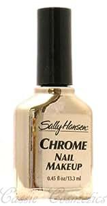 Sally Hansen Chrome Nail Polish - Topaz Chrome - 18