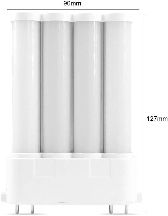 Nueva lámpara LED 2G10 PL 4 pines Base 10w 2g10 LED Luz AC85-265V ...