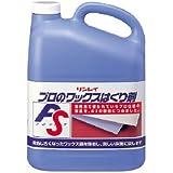 【大容量】 リンレイ プロのワックスはくり剤 4L