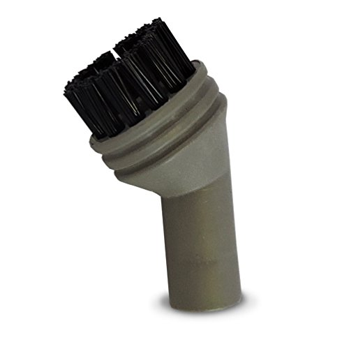 Spray Nozzle with Bristle Brush for Handheld Steam Cleaner