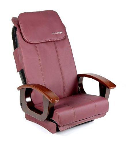 Shiatsulogic Pedicure Chair Cushion COVER BURGUNDY Nail Salon Pedicure Furniture by MAYAKOBA