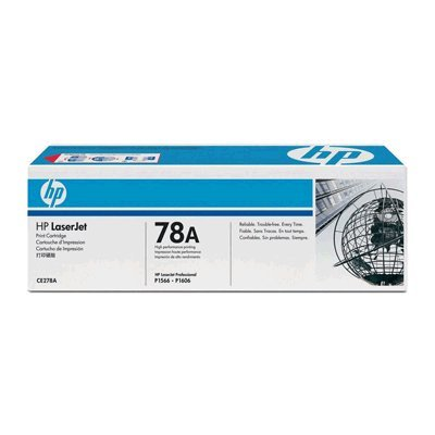 Hewlett Packard 78A Dual Pack Black LaserJet Toner Cartridges Toner, Office Central
