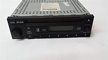 Used Radio Reproductor de audio receptor am-fm-stereo-cd ...