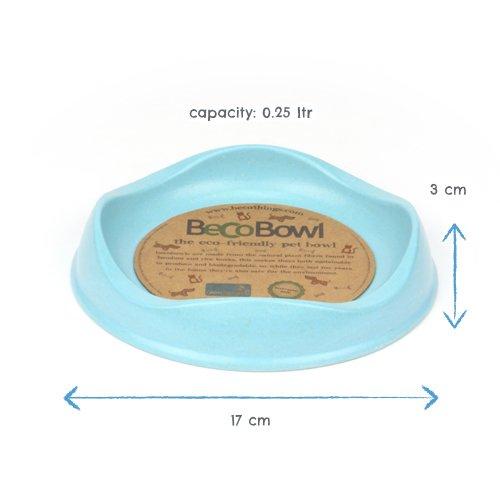 Becothings Ciotola per Gatti Becobowl Eco-Friendly