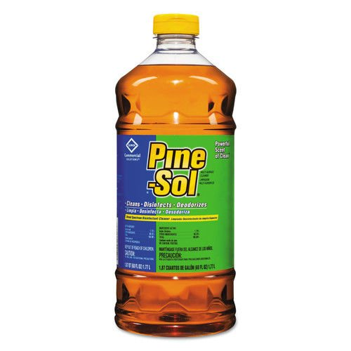CLOROX Pine-Sol 41773CT Multi-Surface Cleaner, Pine, 60oz...