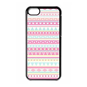 Anchor Pattern iPhone 5c Cell Phone Case Black SH6117760