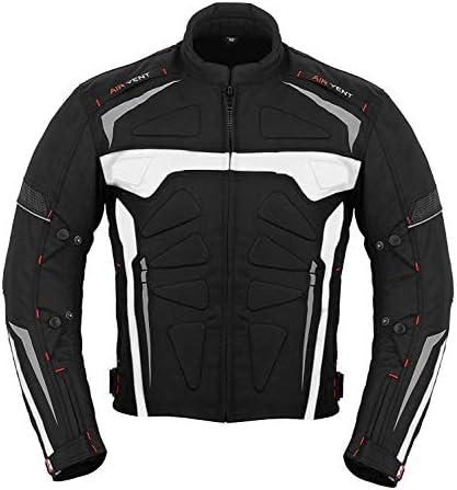 Motorrad wasserdicht Motorrad R/üstung Rennradfahrer Allwetter tragen 2-teiliger Anzug f/ür Herren Jungen Wei/ß XS