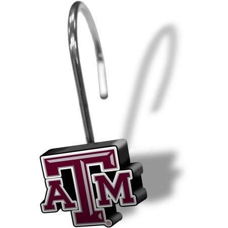 NCAA Texas A&M Aggies Shower Hooks ()