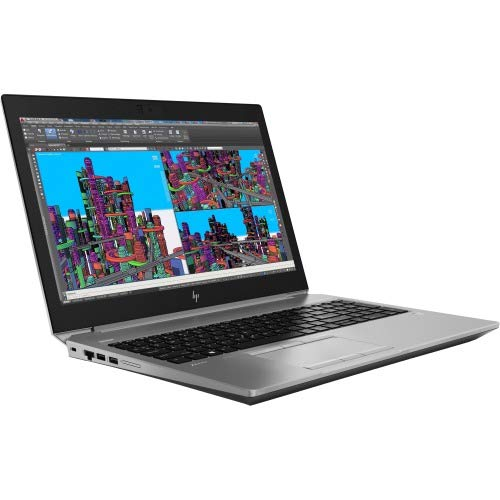 HP ZBook Xeon 15.6 inch IPS SSD Quadro Grey
