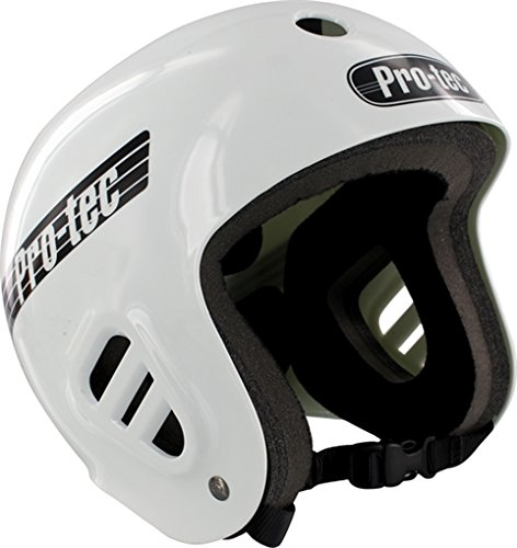 PRO-TEC Classic Full Cut Skate 2-Stage Liner White Medium Skateboard ()