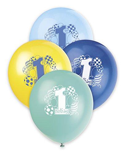 1st Birthday 12 In Balloons - 8