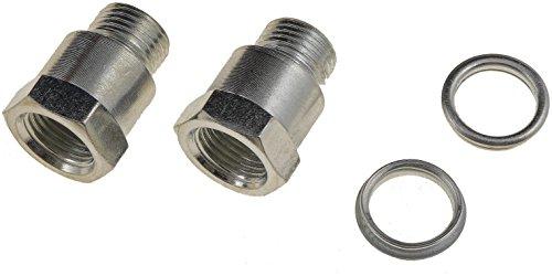 (Dorman 42000 Spark Plug Non-Fouler - 14mm Gasket Seat, Pack of 2)