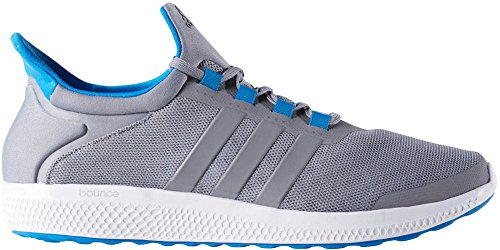 adidas Performance Men's CC Sonic M Running Shoe, Grey/Tech Grey/Shock Blue, 13 M US