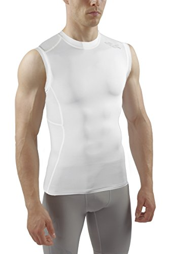 Sub Sports Mens Grduated Compression Sleeveless Vest Tank...