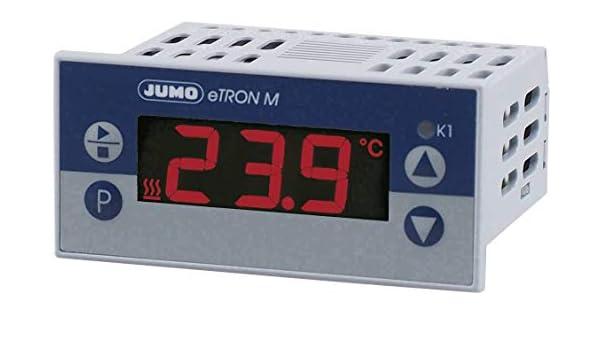 Electrónica-regulador Jumo 701060/811-02-061 eTRON M termostato ...