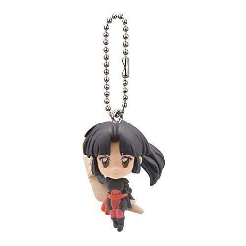 - badai Inuyasha PVC Figure Swing Keychain~Sango
