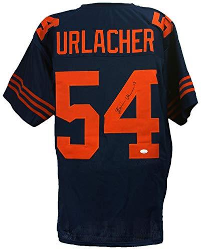 Brian Urlacher Signed Football - 7