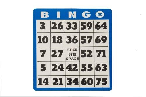 大きな印刷Bingoカードの商品画像