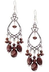 Bleek2Sheek Clover Chandelier Earrings