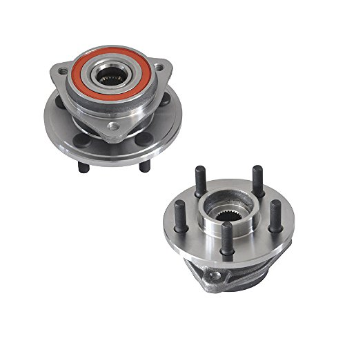 DRIVESTAR 513158x2 Pair:2 New Front Wheel Hub & Bearing Driver and Passenger for Jeep Wrangler TJ