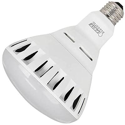 Feit Electric 45907 - BR40/DM2500/3K/LED/G2 BR40 Flood LED Light Bulb